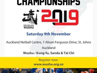National Wu Shu Championship register now.