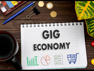 The Growth of the Gig Economy