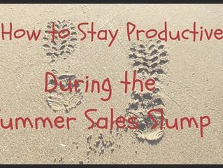 Summer Sales Slump?