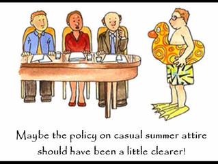 Summer Dress Codes
