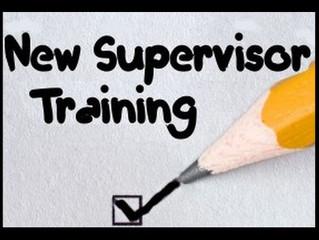 Why New Supervisor Training is Essential to Business Success