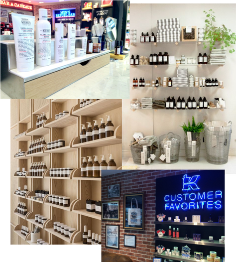 Designing the perfect retail space for skincare