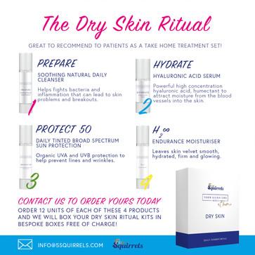 The Dry Skin Ritual