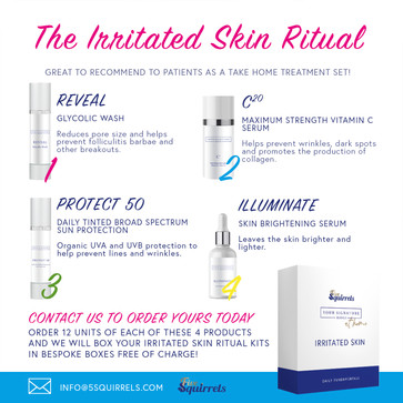 The Irritated Skin Ritual