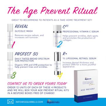 The Age Prevent Ritual