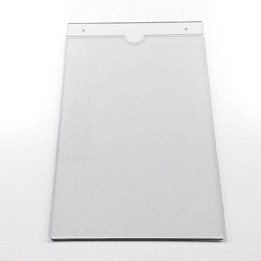 Плоский карман А4 вертикальный