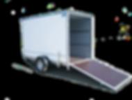 S - Kofferanhänger für Umzüge oder Motorradtransport