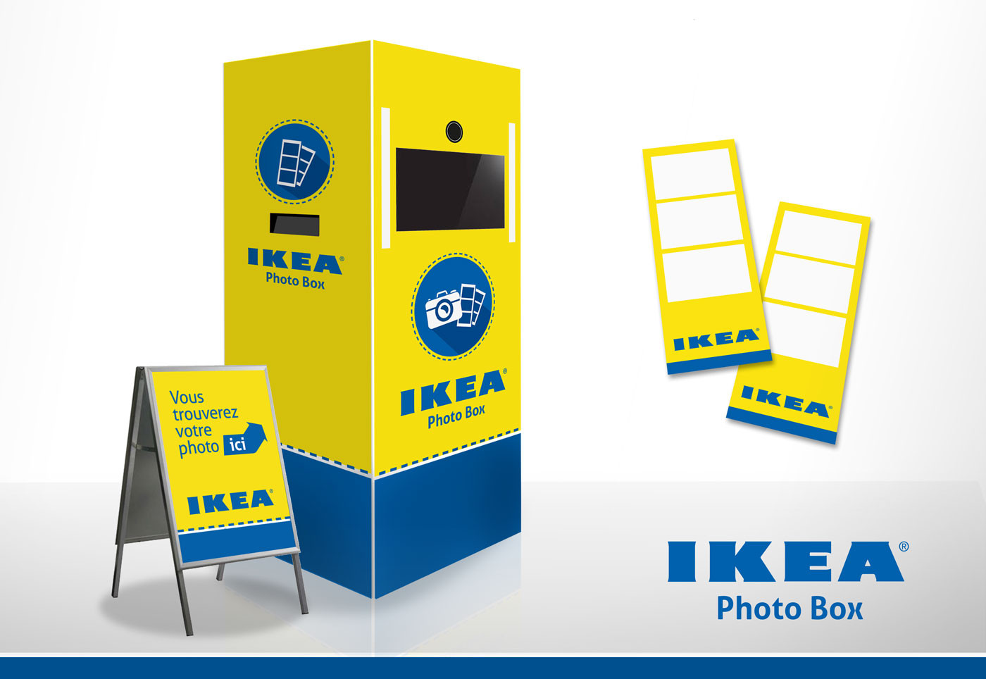 Opdracht voor IKEA