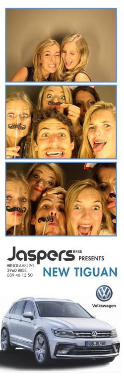 fotostrip garage Jaspers
