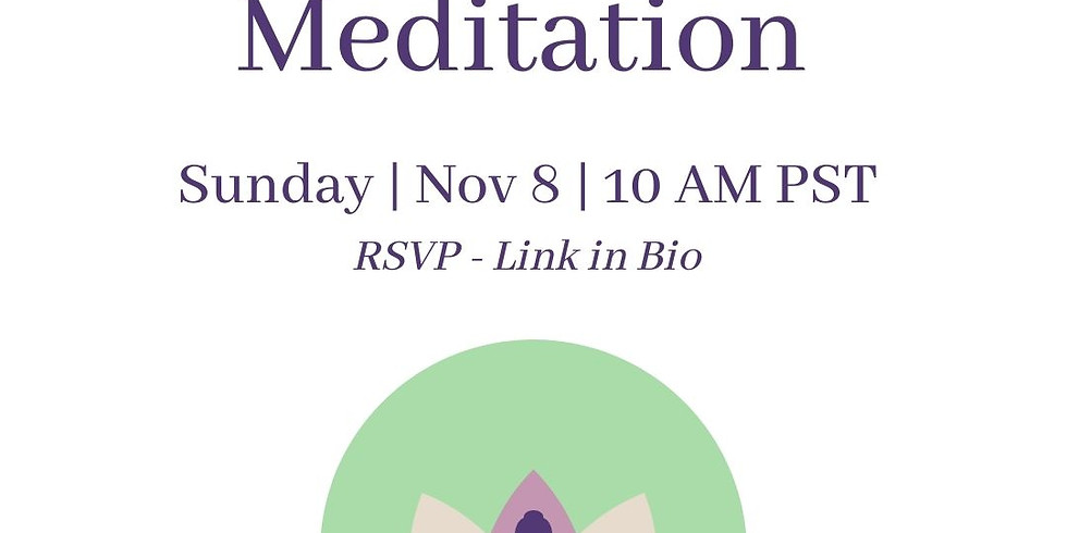 Community Meditation