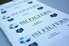 Private Labeling Services ISI Filters Tonawanda New York Custom Filter