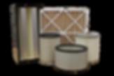 Custom Air Filter ISI Filters Tonawanda New York Custom Filter