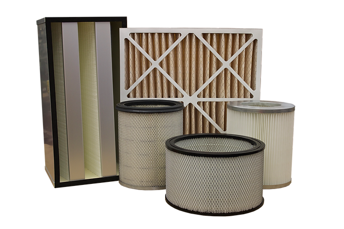 Custom Air Filters ISI Filters Tonawanda New York Custom Filter