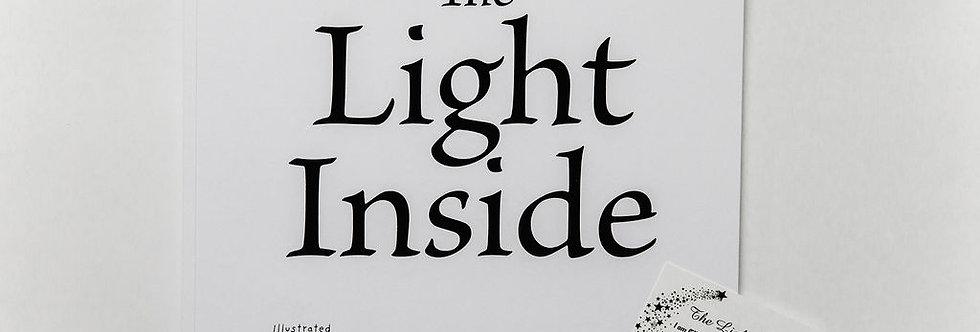 The Light Inside - book 2 of 4