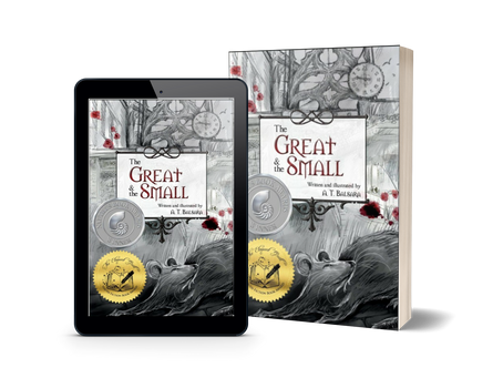 The Great & the Small…AWARD WINNER!