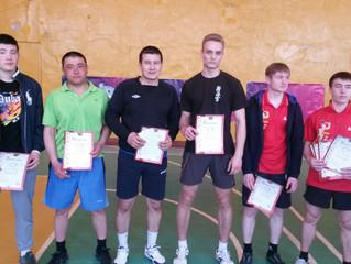 Соревнования по волейболу по программе XXV спартакиады учащейся молодёжи