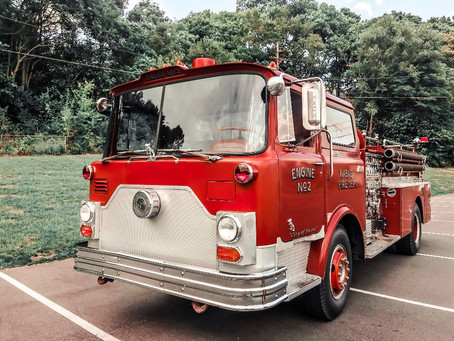 Wabash County Museum acquires Vintage Fire Engine