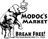 Modoc's logo
