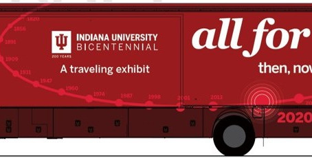 Museum to Host All for You: An Indiana University Bicentennial Traveling Exhibit