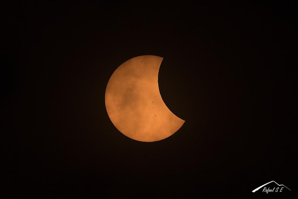 Eclipse Solar, Agosto 21 de 2017