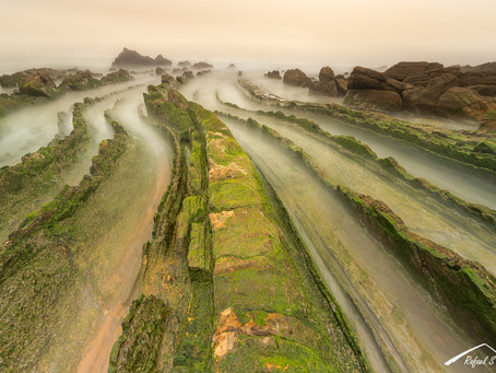 Barrika, paisaje emblemático en el País Vasco