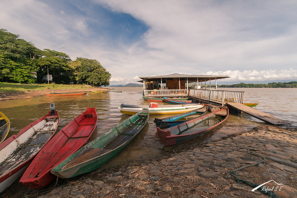 Río Magdalena - Muelle Aipe