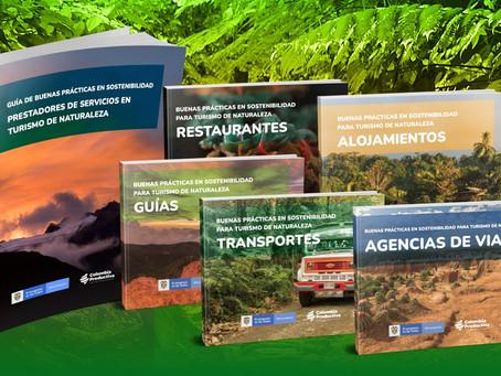 Guías de Buenas Prácticas en Sostenibilidad para Turismo de Naturaleza de Colombia