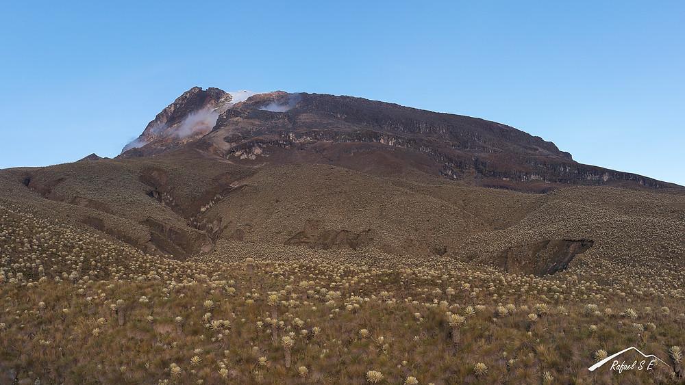 Volcán Nevado del Tolima