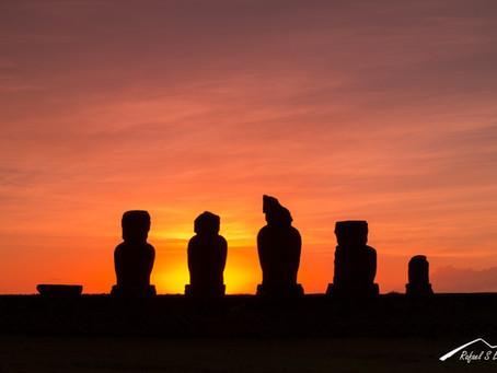 Experiencia fotográfica en la Isla de Pascua, a través de la luz