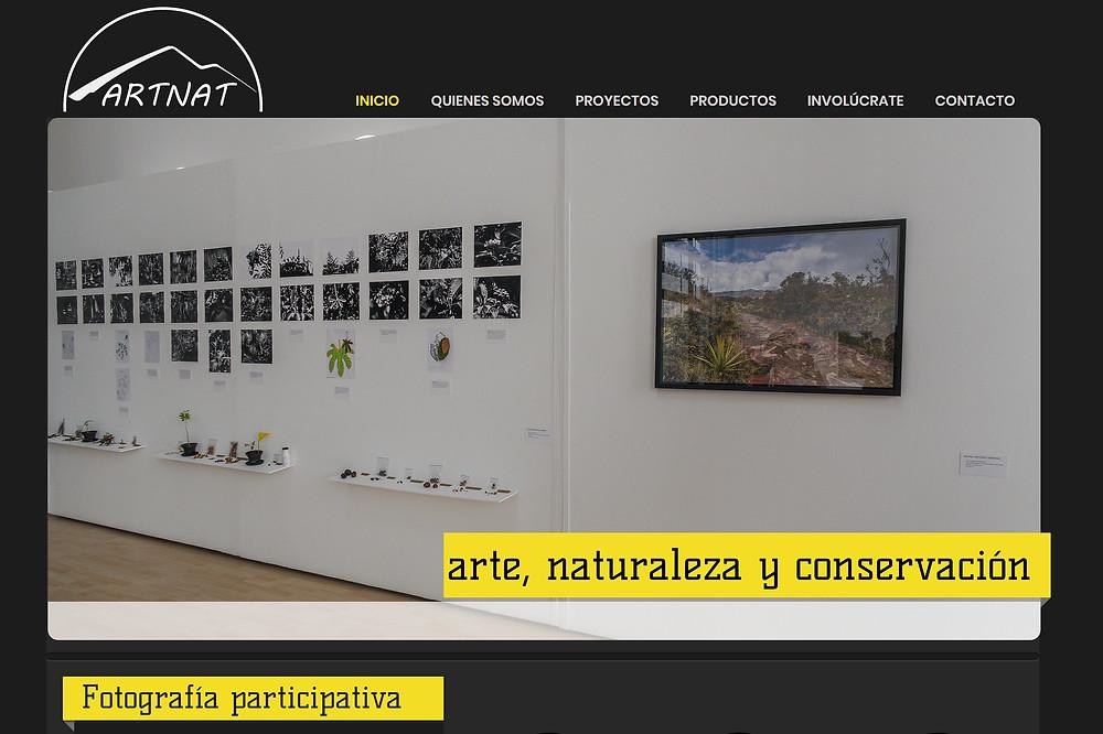 Fundación ARTNAT