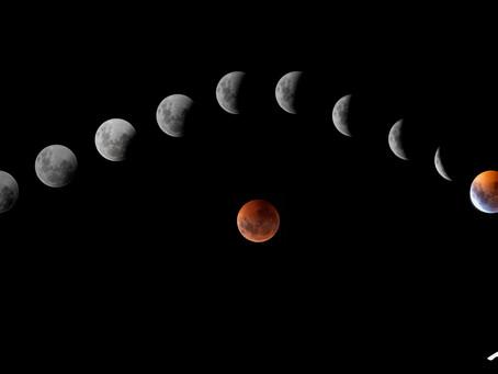Eclipse lunar del 20 de enero de 2019