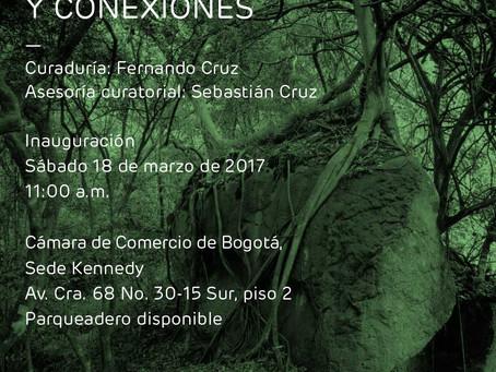 """Exposición """"Cartografías y conexiones"""""""