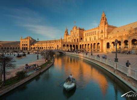 Paisajes urbanos de Andalucía