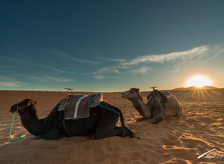 Travesía por Marruecos, un relato de viaje