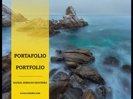 Portafolio de imágenes y proyectos