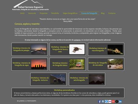 Workshop de fotografía de naturaleza
