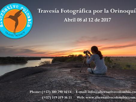 Un viaje a la Orinoquía - Travesía fotográfica por el Orinoco