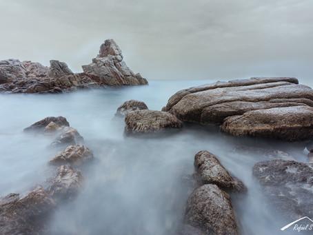 La Costa Brava, un paisaje perfecto para largas exposiciones