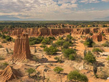 Un recorrido por el Huila - el desierto de la Tatacoa y San Agustín
