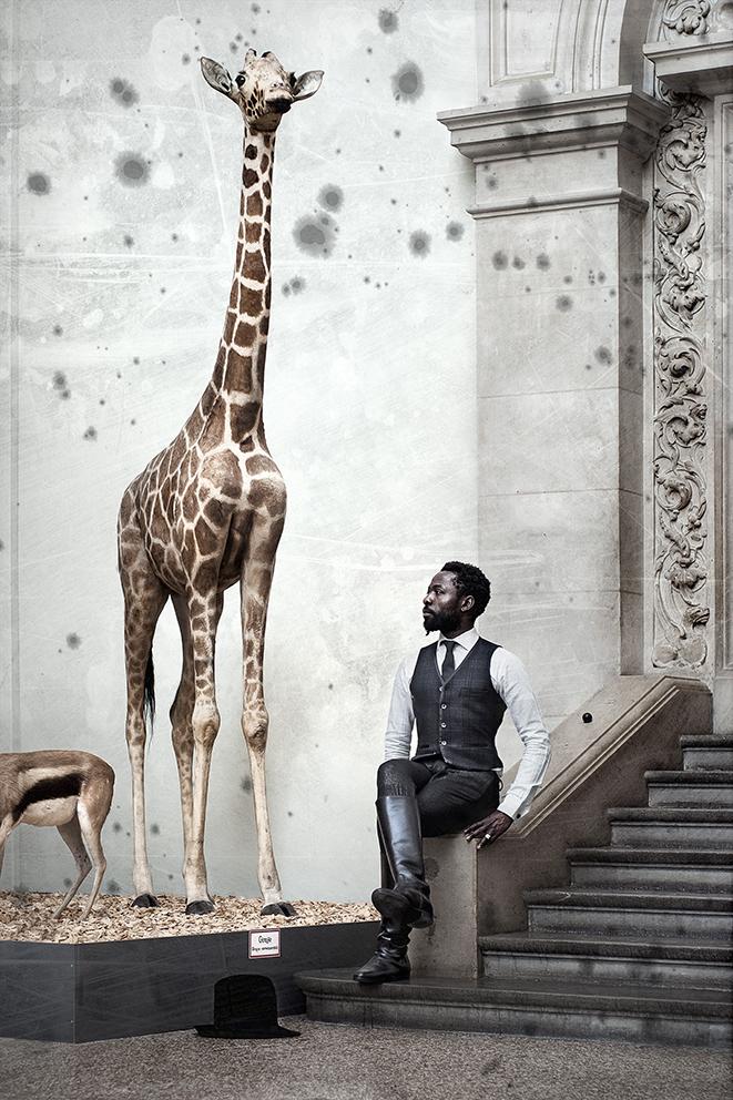 Girafe sml