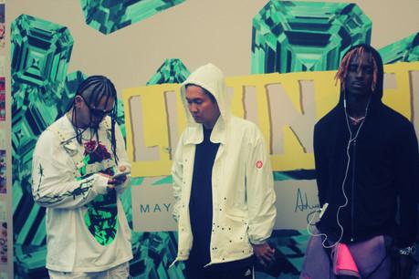 NYFW S:S 2020 Hip_Hop Trio