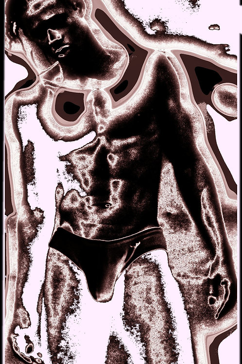 'Neonism' Art Print