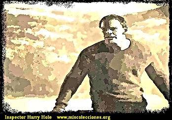 Harry Hole | Oslo | | Un Mundo de Novela