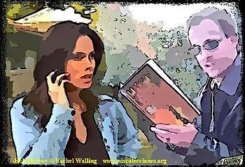 Rachel Walling & Jack McEvoy | Los Ángeles | | Un Mundo de Novela