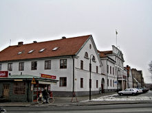 Kurt Wallander Biografia, Comisaría de Ystad