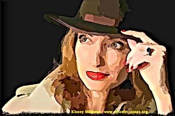 Kinsey Millhone | Santa Teresa | | Un Mundo de Novela