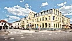 Kurt Wallander Biografia, Hotel Continental, Ystad, Suecia