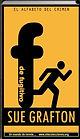 F de fugitivo | El alfabeto del crimen | Sue Grafton