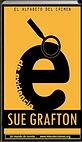 E de evidencia | El alfabeto del crimen | Sue Grafton