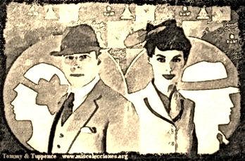 Tommy & Tuppence Biografia,Personaje Novela Negra,Agatha Christie